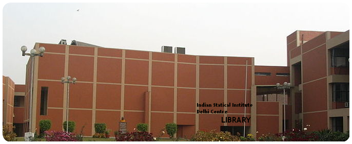 ISI Library Building